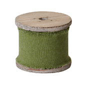OASIS Raw Muslin - Moss - 1/Pack