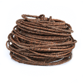 OASIS Rustic Wire - Rustic Brown - 1/Pack