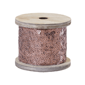 OASIS Sequin Wrap - Copper Matte - 1/Pack