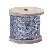 OASIS Sequin Wrap - Steel Matte - 1/Pack