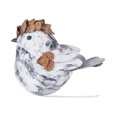 OASIS Paper Birds - Pine Cone - 1/Pack