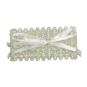 OASIS Pearl Wristlets - Iridescent - 1/Pack