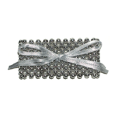 OASIS Pearl Wristlets - Silver - 1/Pack