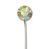 OASIS Rhinestone Floral Picks - 6mm Iridescent - 12/Pack