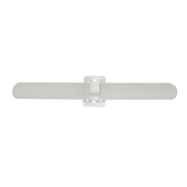 OASIS Slaplet Wristlet - Satin Ivory - 3/Pack