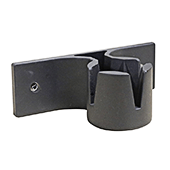 Wall Hanger Mount for Crossbars - Single