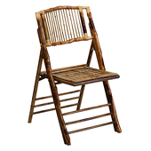 FirmFold™ Bamboo Folding Chair