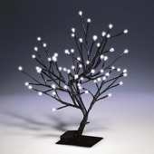 White Cherry Tree Centerpiece