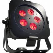 ADJ WiFLY QA5 LED Par in Black
