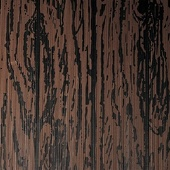 Dark Woodgrain Flat Paper