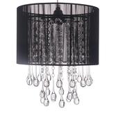 DecoStar™ Black String Chandelier
