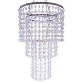 DecoStar™ Crystal Gemstone Beaded Chandelier
