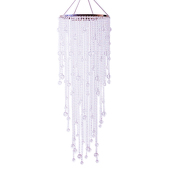 DecoStar™ Large Crystal Acrylic Drop Chandelier