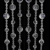 DecoStar™ 6ft. Acrylic Crystal Beaded Strand