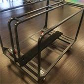 Aluminum Transport Cart for Premium Wood Dance Floors