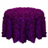 Amethyst - Gatsby Designer Tablecloths by Eastern Mills- Many Size Options
