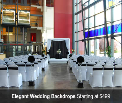 Canada Event Decor Direct - Wholesale Distributor of Wedding