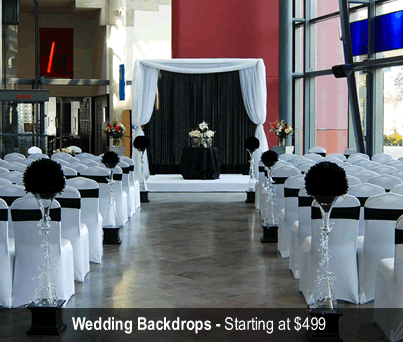 Arkansas Wedding Decorations - Elegant Wedding Decorations for