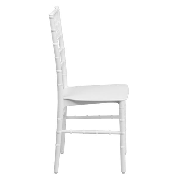 Envychair Elegant Resin Chiavari Chair White