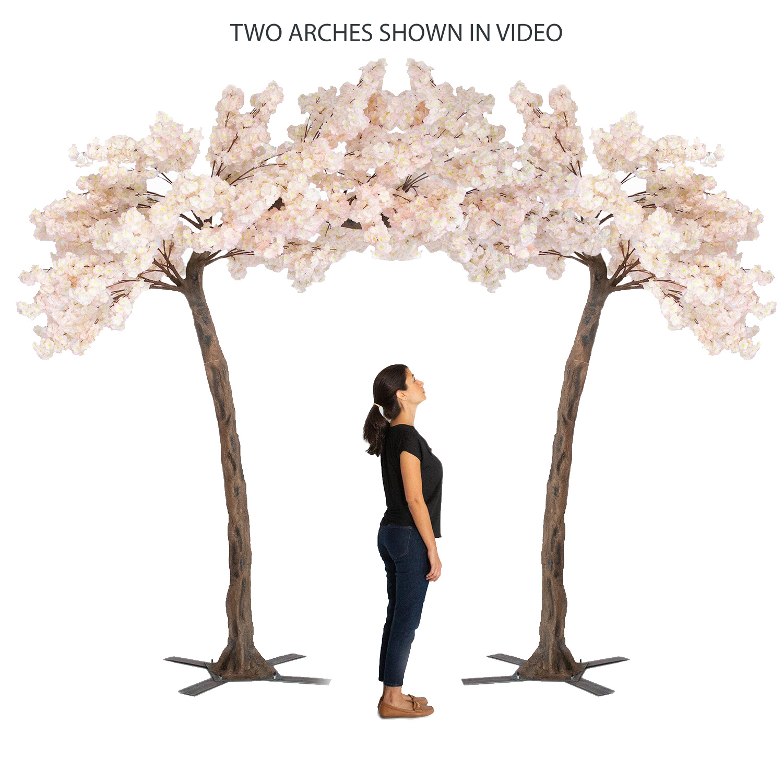 11-Foot Artificial Cherry Blossom Tree | Event Décor Direct