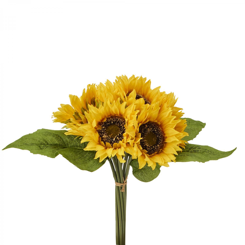 Artificial Sunflower Bouquet 120 Individual Flowers