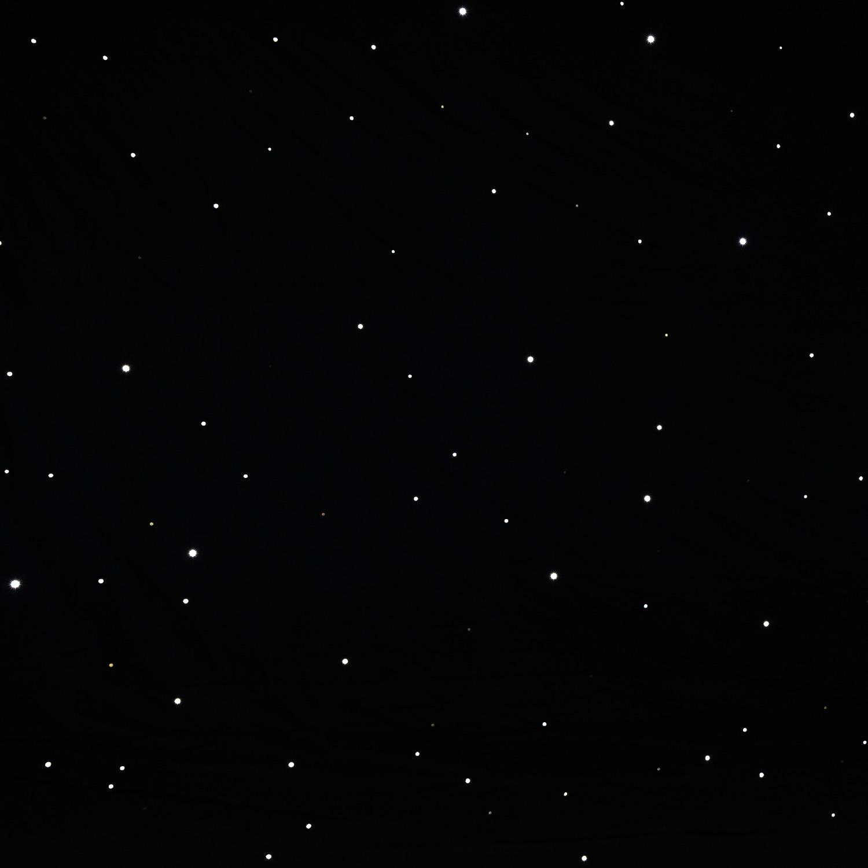6m X 6m Eddylight Nova Led Star Drop Curtain