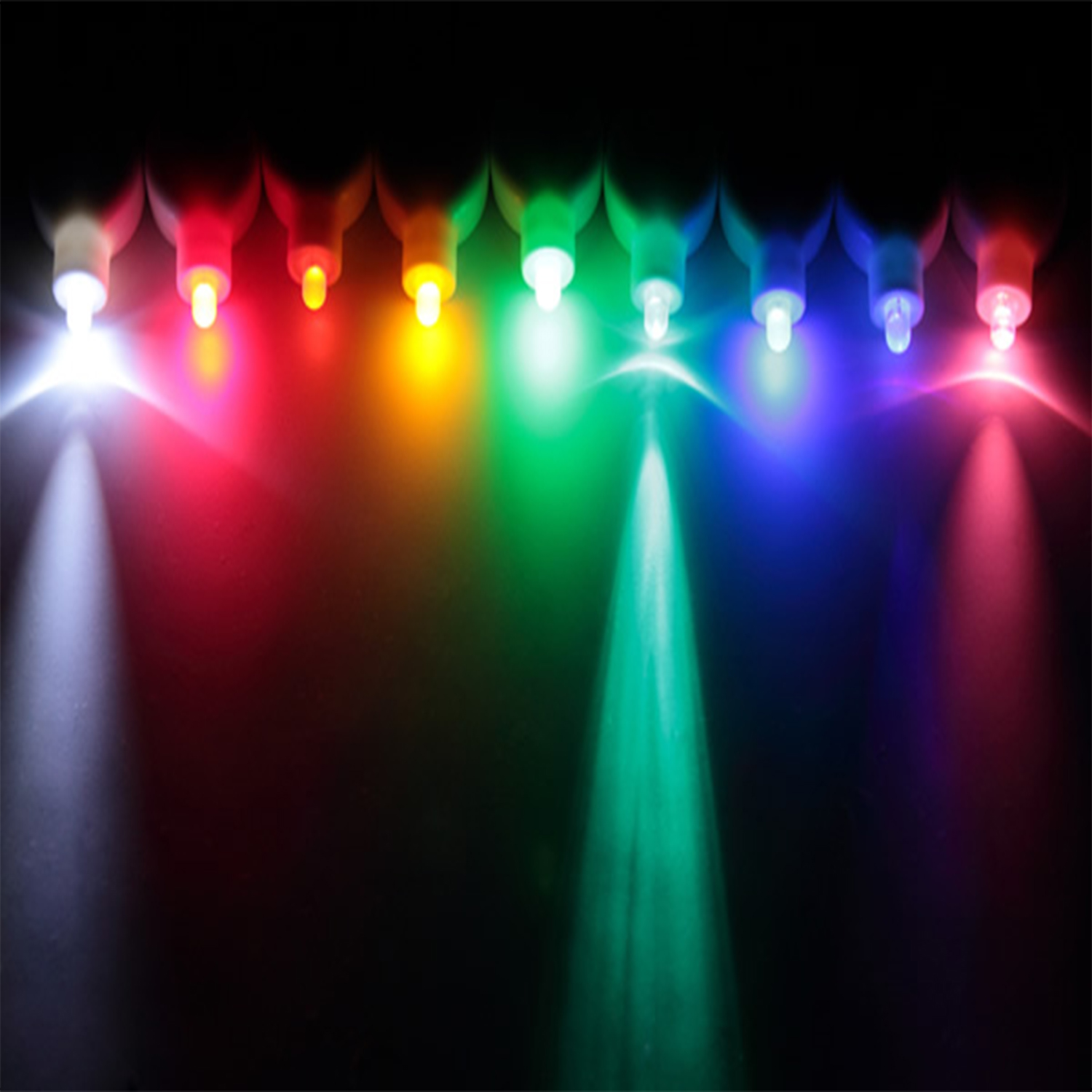 Fl Lyte Disposable Led Accent Lights 10 Pack