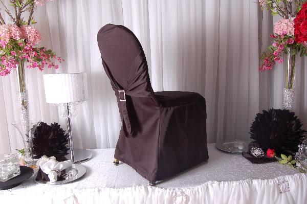 Scuba (Polyester Flex) Chair Covers