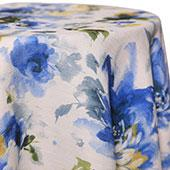 Blue - Renoir Tablecloths - MANY SIZE OPTIONS