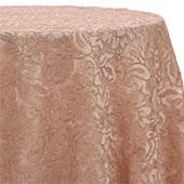 Blush - Chantal Lace Overlay - MANY SIZE OPTIONS