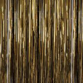Bronze - Metallic Fringe Curtain - Many Size Options