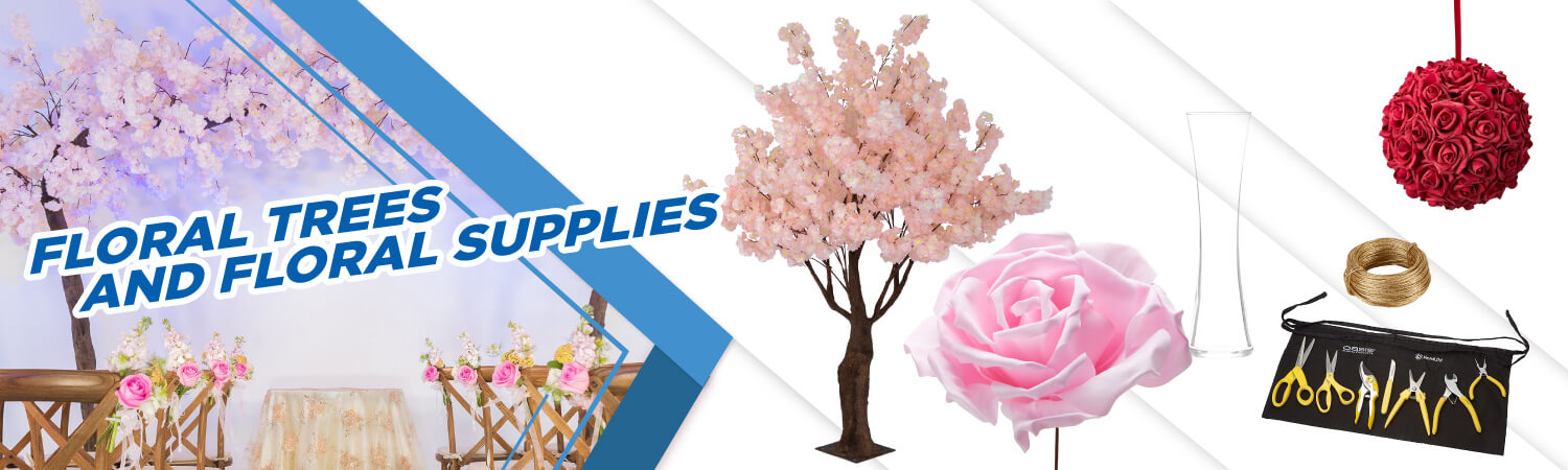 Floral Trees and Floral Supplies