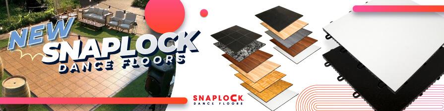 SnapLock Dance Floors