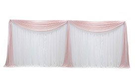 2-Panel Fabric  Backdrops