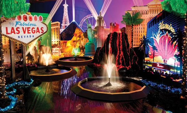 Las Vegas Complete Theme