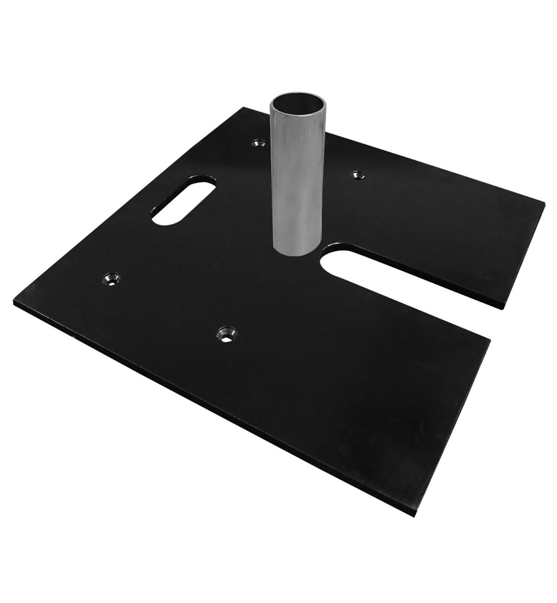 Black Base Plates
