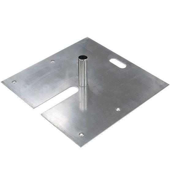 Silver Base Plates