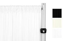 8ft (4-Way Stretch Panels)
