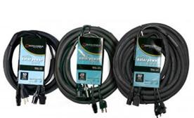 Audio Signal Power Combo