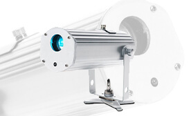 Battery Powered Gobo Projectors