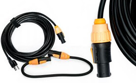 IP65 Rated Power Link Cables