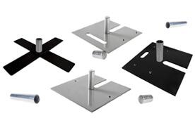Base Plates & Pins