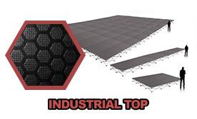 Industrial Top Platform & Riser Sets