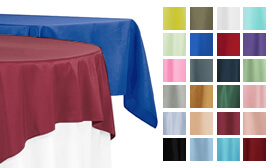 200 GSM Polyester Table Linens