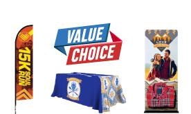 Value Choice Displays