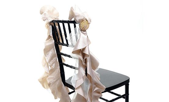 Spiral Chair Tutu