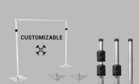 Versatop™ 2.0® Pipe & Drape Kits