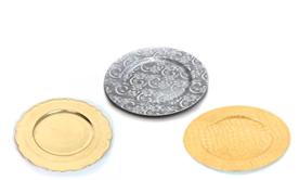 Wholesale Charger Plates for Sale | Event Decor Direct