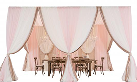 Event decor direct buy wholesale wedding decorations linens pipe backdrops junglespirit Image collections
