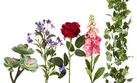 Artificial Flower & Greenery